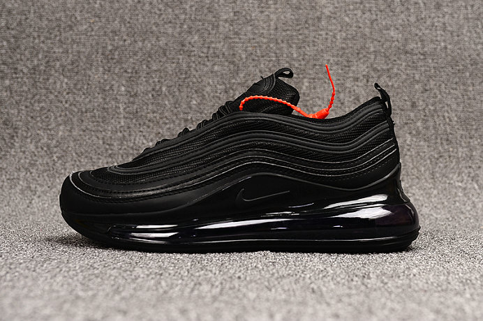 Where To Buy Wholesale Cheap Womens Nike Air Max 720 97 Triple Black - www.wholesaleflyknit.com