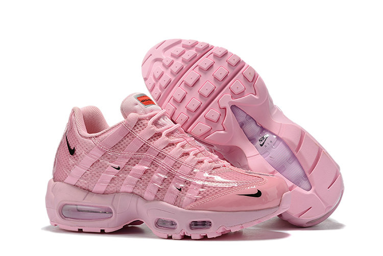 Where To Buy Cheap Wholesale Womens Nike Air Max 95 By Christian All Light Purple - www.wholesaleflyknit.com