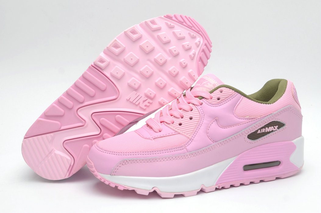 Where To Buy Cheap Wholesale Womens Nike Air Maxs 90 Pink White - www.wholesaleflyknit.com