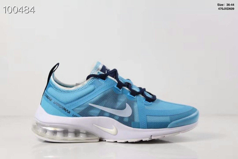 Where To Buy Cheap Wholesale Womens Nike Air PresTo x VaporMax 2019 Aluminum Blue - www.wholesaleflyknit.com