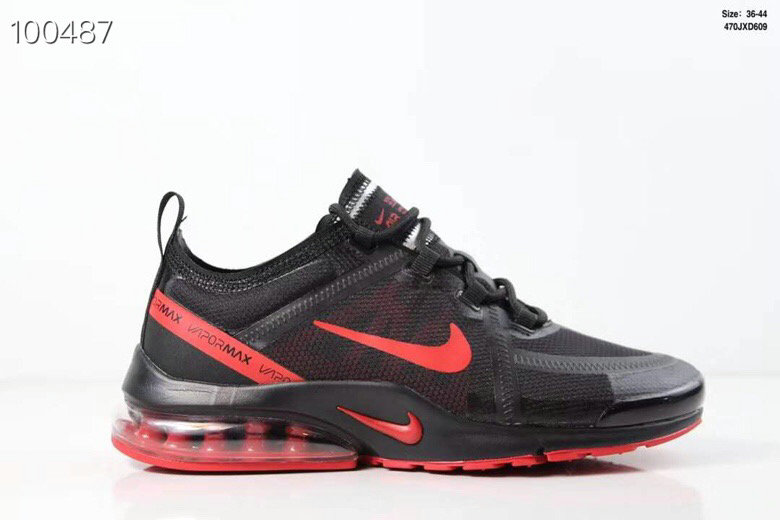 Where To Buy Cheap Wholesale Womens Nike Air PresTo x VaporMax 2019 Black-Gym Red - www.wholesaleflyknit.com