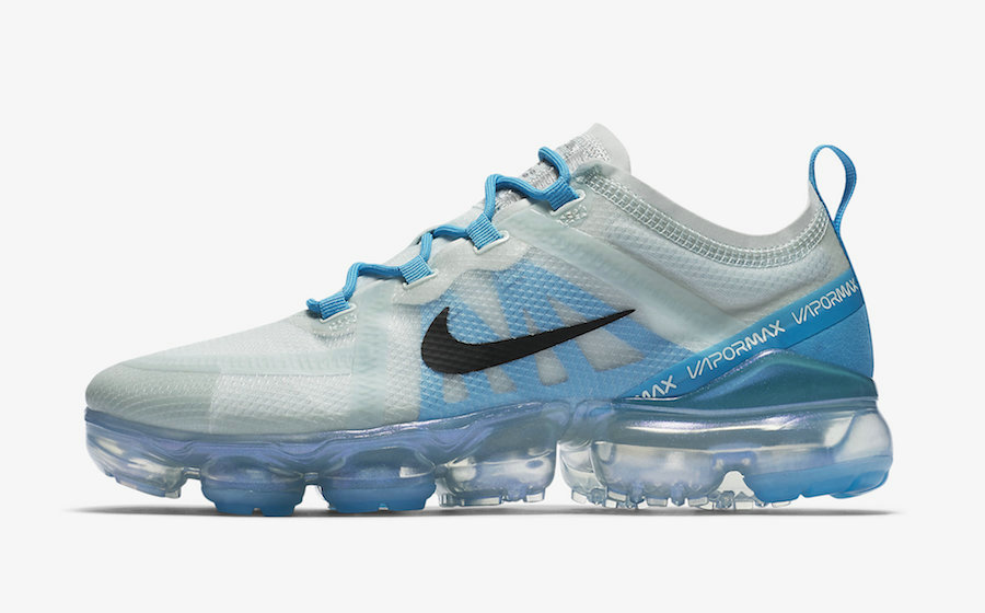 Where To Buy Cheap Wholesale Womens Nike Air VaporMax 2019 Barely Grey Black AR6632-003 - www.wholesaleflyknit.com