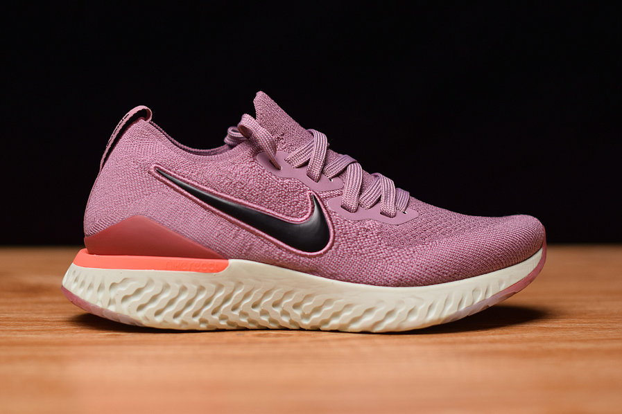 Where To Buy Cheap Wholesale Womens Nike Epic React Flyknit 2 Black-Ember Glow-Bleached Coral-Barely Grey BQ8927-500 - www.wholesaleflyknit.com