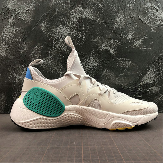 Where To Buy Cheap Wholesale Womens Nike Huarache E.D.G.E. txt Vast Grey Tour Yellow Neptune Green Photo Blue AT4025-002 - www.wholesaleflyknit.com