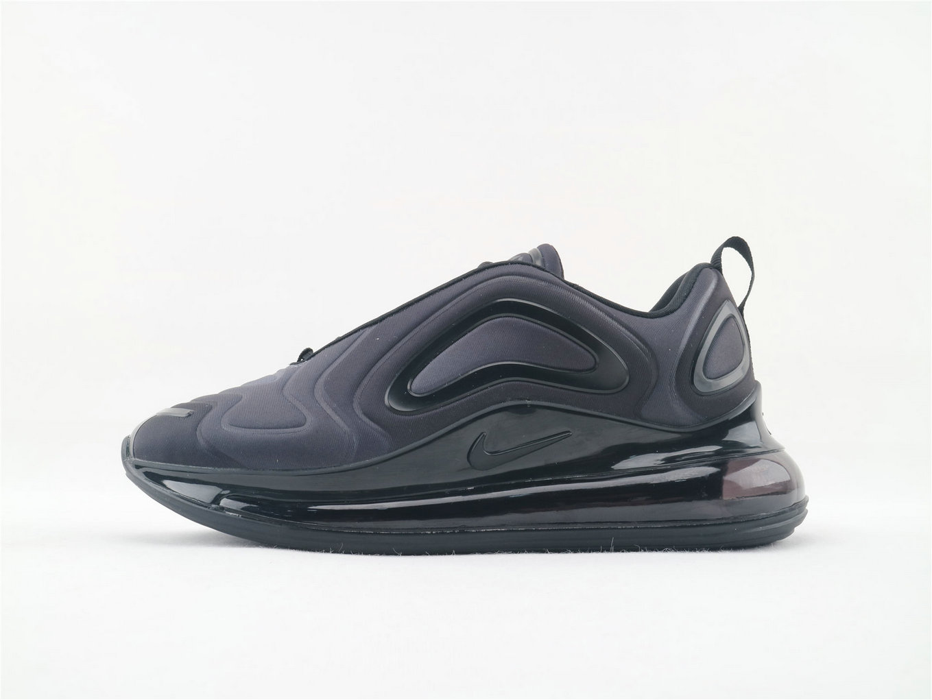 Where To Buy Wholesale Cheap Womens Nike Sportwear Air Max 720 All Black-Anthracite AO2924-004 - www.wholesaleflyknit.com