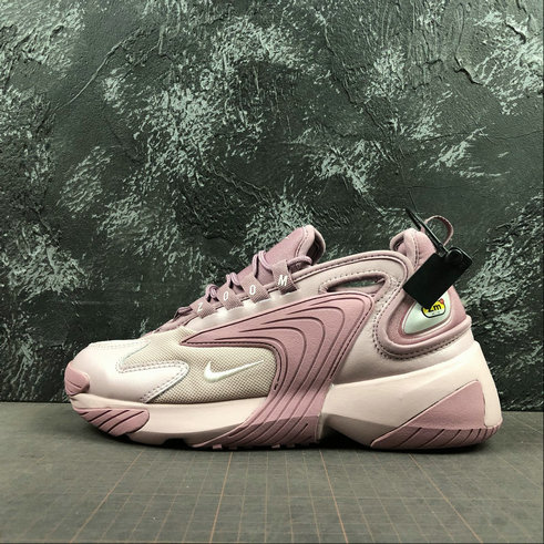 Where To Buy Cheap Wholesale Womens Nike Zoom 2000 Plum Dust Pale Pink-Plum Chalk Prune Poussieureux Rose Pale AO0354-500 - www.wholesaleflyknit.com