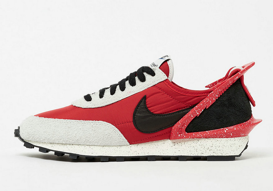 Where To Buy Cheap Wholesale Womens UNDERCOVER x Nike Daybreak University Red Black Spruce Aura CJ3295-600 - www.wholesaleflyknit.com