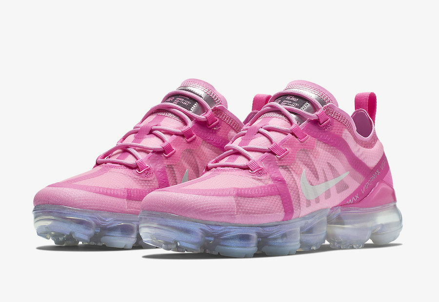 7b484b0d45d Wholesale Women Nikes Air VaporMax 2019 AT6810-001 Active Fuchsia Laser  Fuchsia-Psychic Pink
