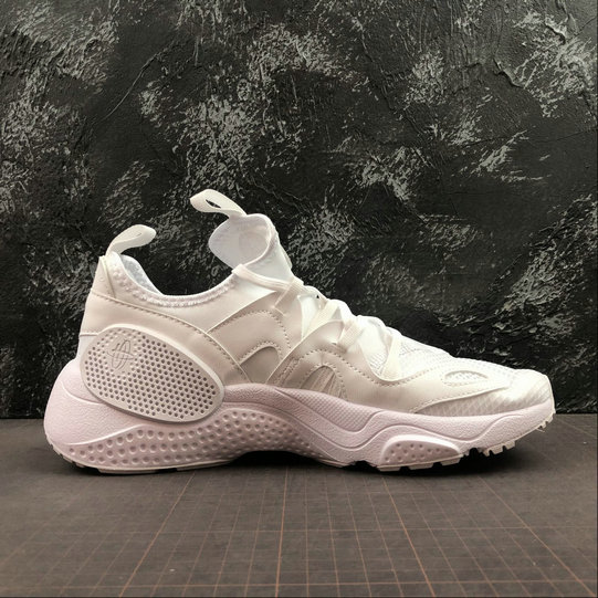 Womens 2019 Wholesale Cheap NIKE HUARACHE E.D.G.E. TXT WHITE-WHITE - www.wholesaleflyknit.com