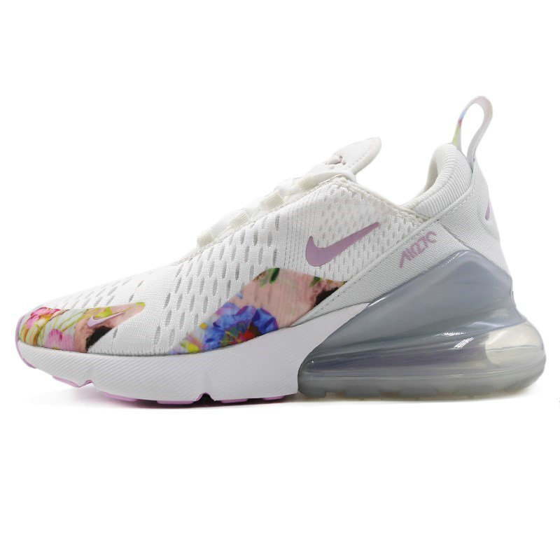 Womens 2019 Wholesale Cheap Nike Air Max 270 Prm Summit White Lt Arctic Pink At6819-100 - www.wholesaleflyknit.com
