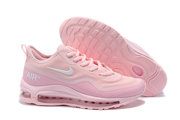 Womens 2019 Wholesale Cheap Nike Air Max 97 Ultra 17 SE Pink - www.wholesaleflyknit.com