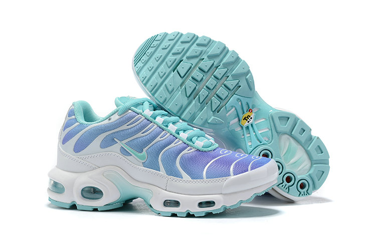 Womens 2019 Wholesale Cheap Nike Air Max Plus TN Jade Purple White - www.wholesaleflyknit.com