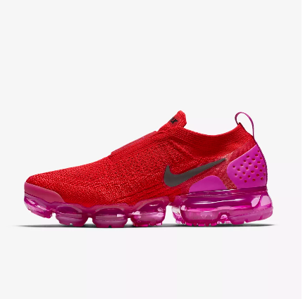 Womens 2019 Wholesale Cheap Nike Air Max Vapormax 2.0 MOC Rose Pink Red - www.wholesaleflyknit.com