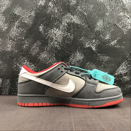 Womens 2019 Wholesale Cheap Nike Dunk Low Pro SB Pigeon Medium Grey White Dark Grey 304292-011 - www.wholesaleflyknit.com