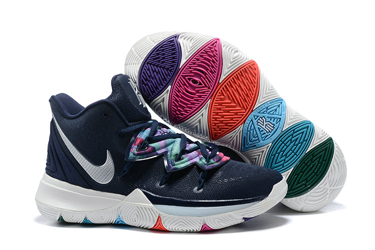 Womens 2019 Wholesale Cheap Nike Kyrie 5 EP Multi-Color - www.wholesaleflyknit.com