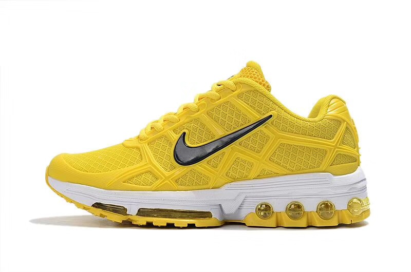 Womens Cheapest Wholesale Nike AirMaxs 2019 Black Yellow White - www.wholesaleflyknit.com