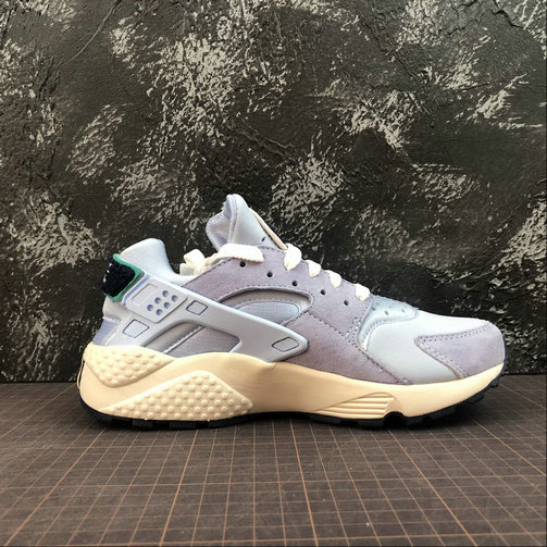 Cheap Wholesale Womens Nike Air Huarache Run PRM 704830-403 Royal Tint Sail Blue Void Teinte Royale Bleu Neant Voile - www.wholesaleflyknit.com