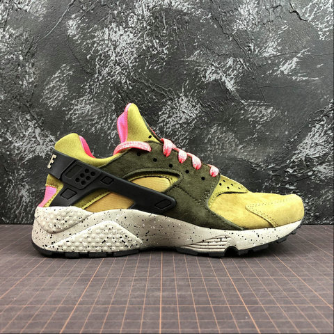 Cheap Wholesale Womens Nike Air Huarache Run ULTRA 704830-302 Desert Moss Cobblestone Callloux - www.wholesaleflyknit.com