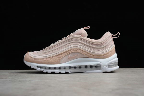 Cheap Wholesale Womens Nike Air Max 97 OG Premium Silt Red Pink Scales 917646-600 - www.wholesaleflyknit.com