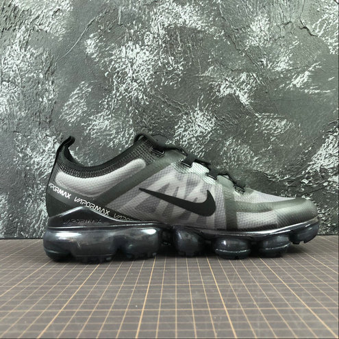 Cheap Wholesale Womens Nike Air VaporMax 2019 AR6631-004 Black Noir - www.wholesaleflyknit.com
