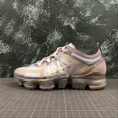 Cheap Wholesale Womens Nike Air VaporMax 2019 AR6632-500 Plum Chalk Mtlc Red Bronze Plum Dust Craie Rge - www.wholesaleflyknit.com
