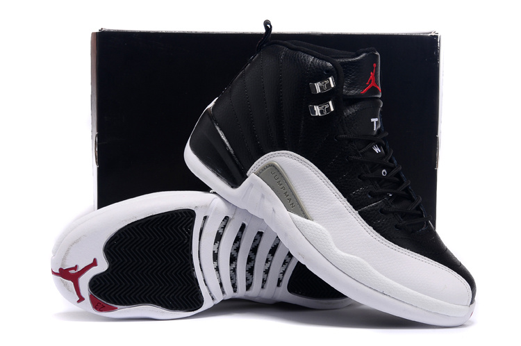 low priced c5fd2 650f3 ... Wholesale Cheap 2017 Air Jordans 12 Retro Playoff Shoes For Sale Online  - www.wholesaleflyknit ...
