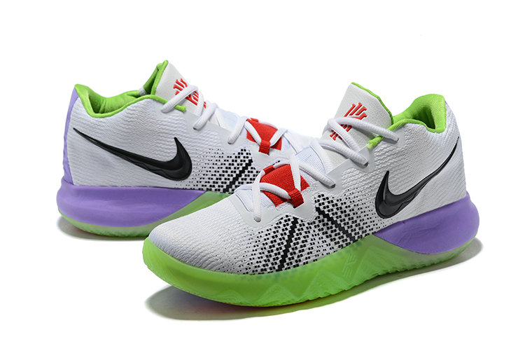 e7af4d4eb069 ... 2018 Cheapest Wholesale Nike Kyrie Irving Flytrap Purple White Black Red  Green - www.wholesaleflyknit ...