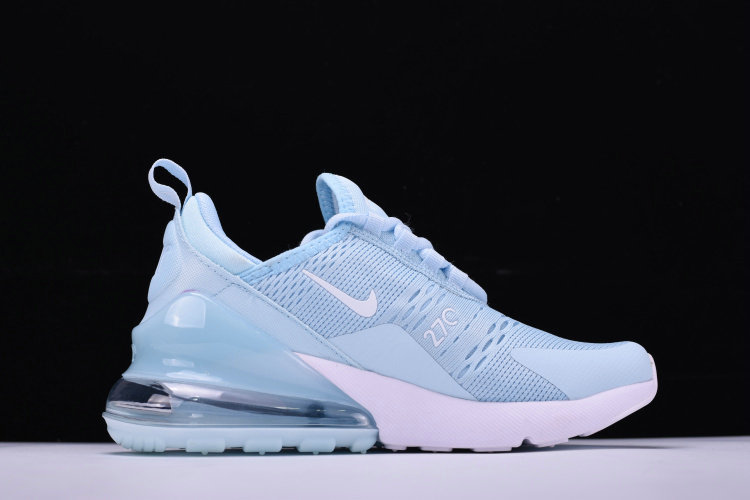 best service 9ae03 038b3 ... czech 2018 nikelab air max x cheap womens nike air max 270 ocean blue  white www