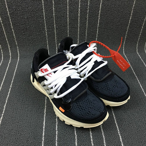 f1b654b3fd2 ... 2018 NikeLab OFF-WHITE x Cheap Nike AIR Presto The Ten OW Black-Black  ...