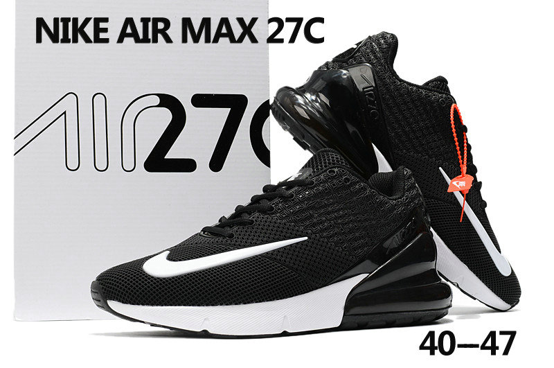 free shipping e03b3 b2888 ... 2018 Nike Air Max 270 Rubble Patch Black White Cheapest Wholesale Sale  - www.wholesaleflyknit ...