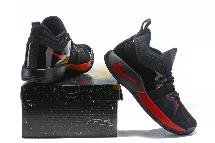 11bc0366a751 ... 2018 Nike Paul George 2 x Cheap Nike PG 2 Red Black -  www.wholesaleflyknit