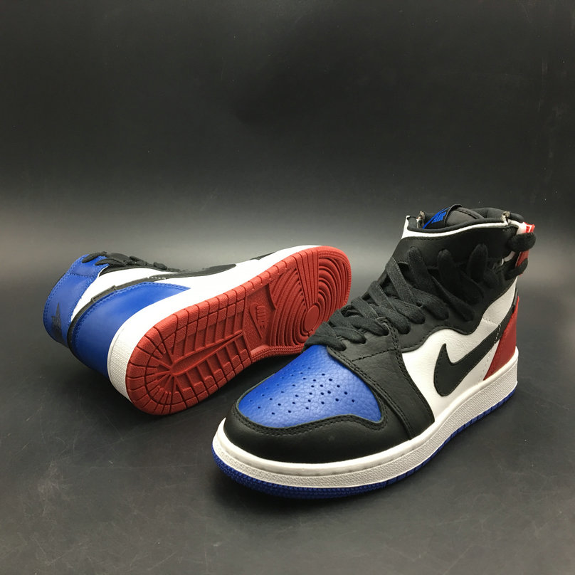 half off 35b1b b7773 ... 2018 Womens Nike Air Jordan 1 REBEL XX OG TOP 3 White Red Black Blue  Cheapest