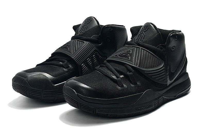 2019 Where To Buy Cheap Wholesale Nike Kyrie 6 Triple Black - www.wholesaleflyknit.com