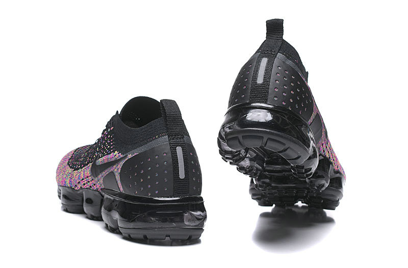 2020 Cheap Wholesale Nike Air VaporMax Flyknit 2.0 Black Multi-Color 942842-017 - www.wholesaleflyknit.com
