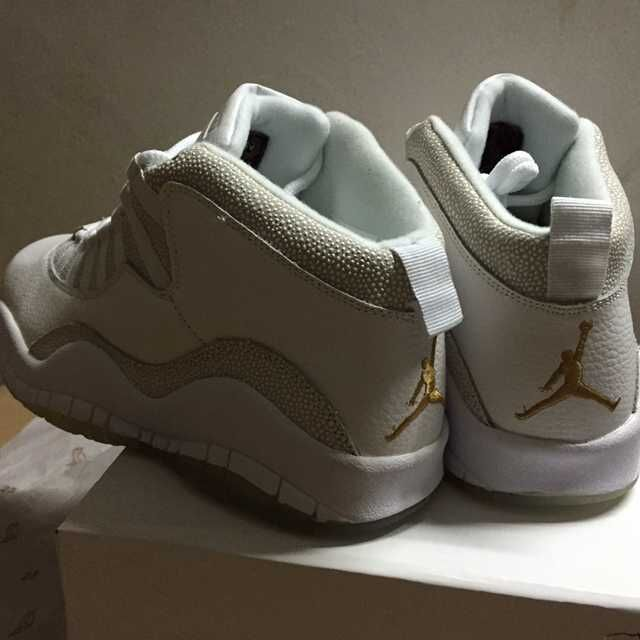 0ed9791aa6606d ... Wholesale Cheap Air Jordans 10 Retro OVO Summit White Shoes For Sale -  www.wholesaleflyknit