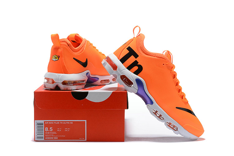 new product e7c0c 1f27c Cheap Air Max Plus TN Ultra SE Orange Black Blue White On  www.wholesaleoffwhite.