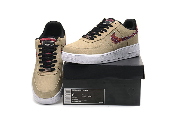 Wholesale Cheap Nike Air Force One Nike AF1 07 Womens Red