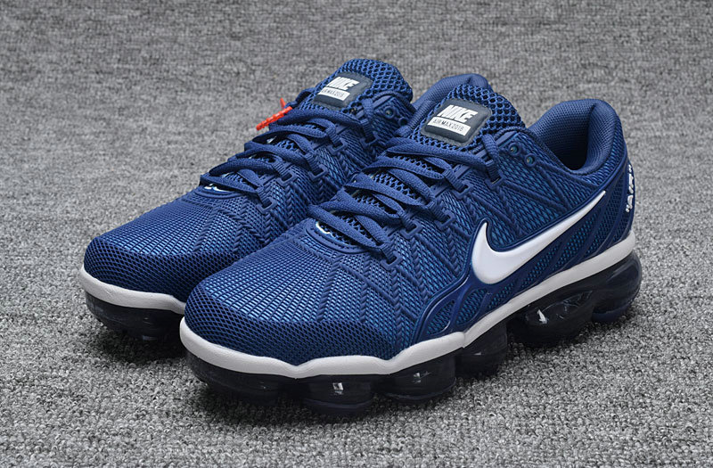 Wholesale Cheap Nike Air Max 2018 Royal Blue White Black Sneakers - www.wholesaleflyknit.com