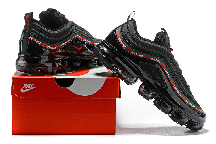 low priced fa12c 641cd Wholesale Cheap Nike Air Max 97 Undefeated x VaporMax Black ...
