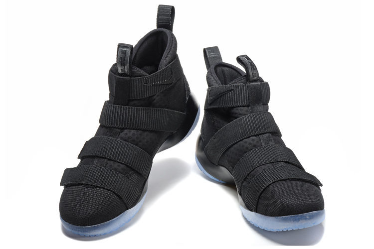 Wholesale Cheap Nike LeBron Soldier 11 Prototype Basketball Shoes For Sale - www.wholesaleflyknit.com