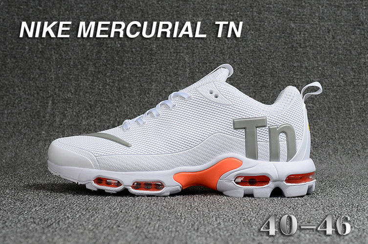 bff0d3add7 ... Cheap Wholesale Nike Mercurial Air Max Plus TN White Orange-  www.wholesaleflyknit.com