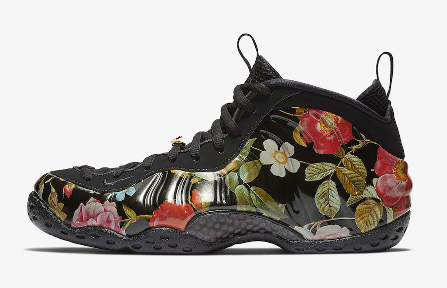 Wholesale Nike Air Foamposite One Floral Releasing On Valentines Day-www.wholesaleflyknit.com