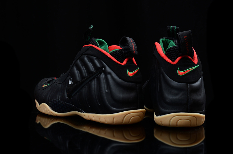 the latest dd3be 14200 Wholesale Cheap Nike Air Foamposite Pro Black Gym Red ...