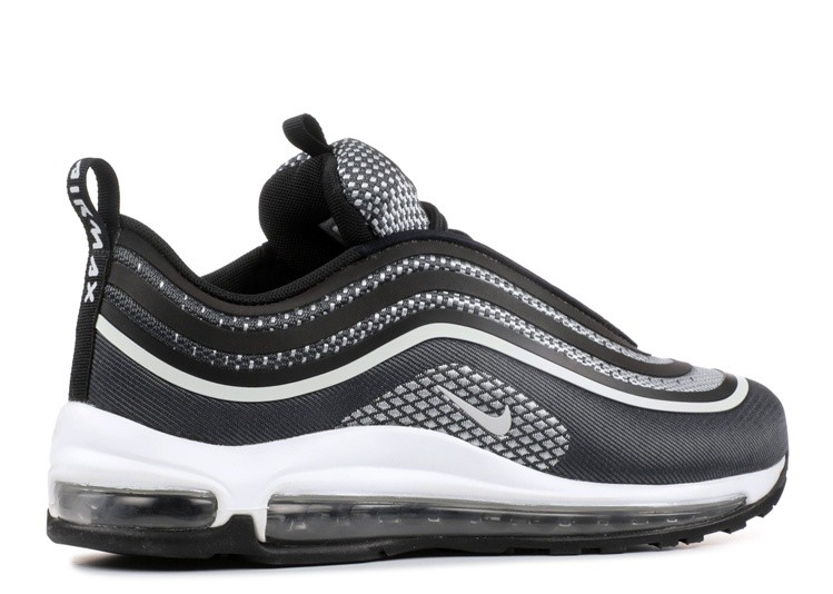 Cheap Wholesale Nike Air Max 97 Ul 17 918356-001 Black Pure Platinum Anthracite - www.wholesaleflyknit.com