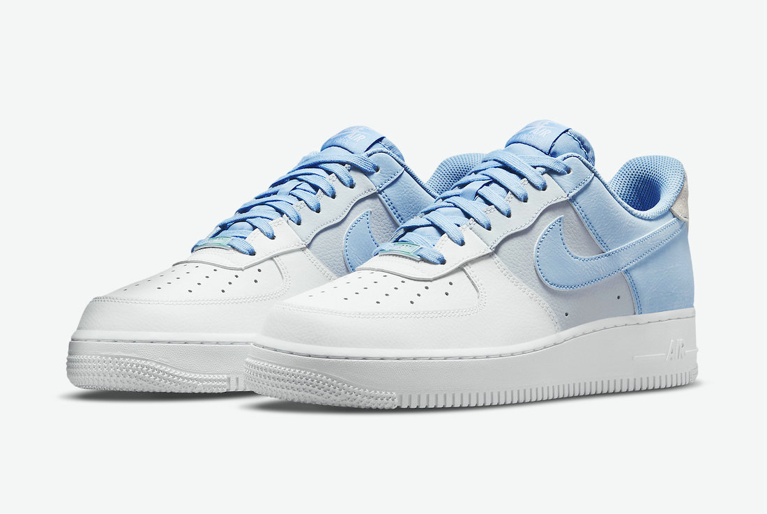 Where To Buy 2021 Cheapest Nike Air Force 1 Low Psychic Blue Psychic Blue-Football Grey CZ0337-400 - www.wholesaleflyknit.com