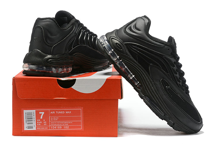 Where To Buy Wholesale Cheap Nike Air Tuned Max 2019 Triple Black - www.wholesaleflyknit.com