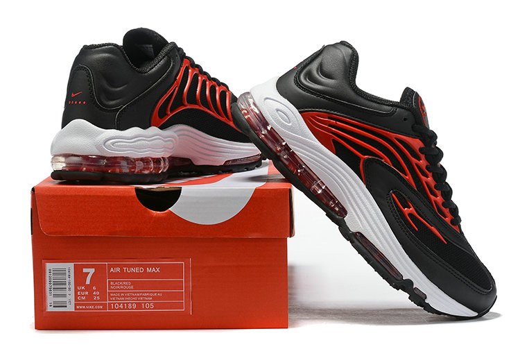 Where To Buy Wholesale Cheap Nike Air Tuned Max 2019 University Red Black White - www.wholesaleflyknit.com